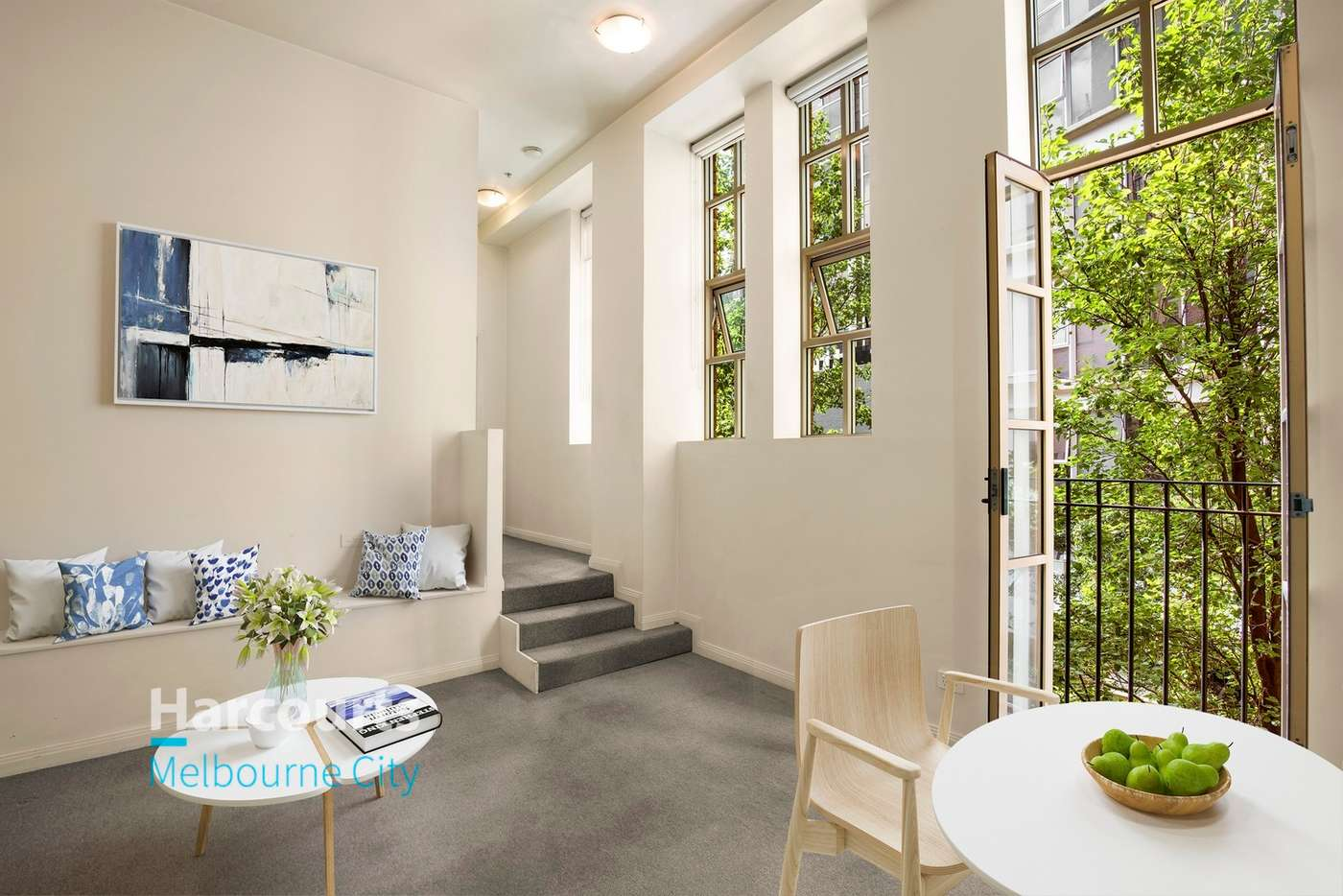Main view of Homely apartment listing, 206/336 Russell Street, Melbourne VIC 3000