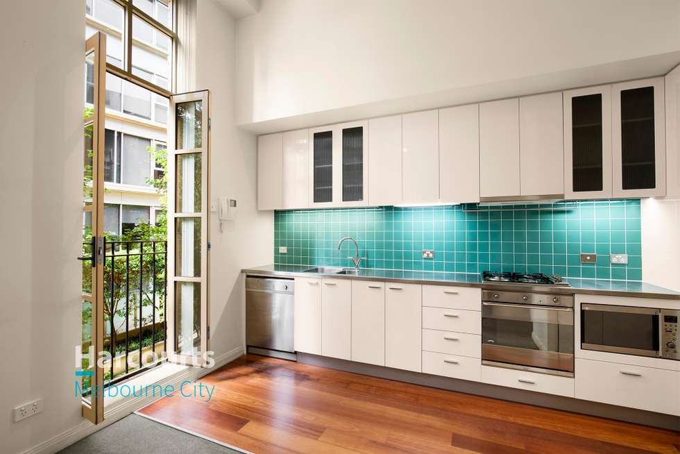 Fourth view of Homely apartment listing, 206/336 Russell Street, Melbourne VIC 3000