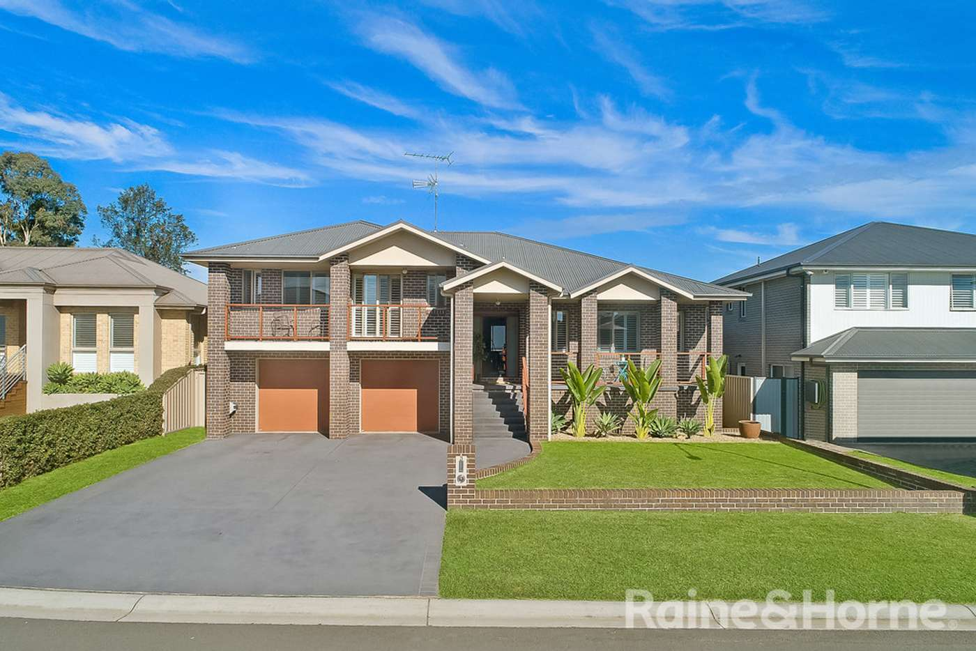 Main view of Homely house listing, 3 Silo Place, Mcgraths Hill NSW 2756