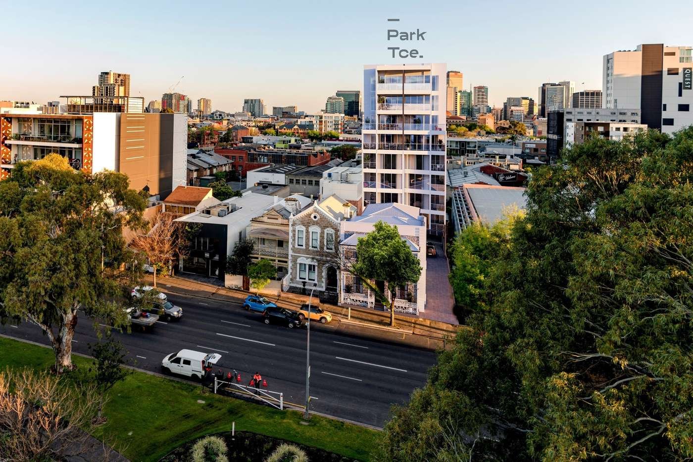 Main view of Homely apartment listing, 144 South Terrace, Adelaide SA 5000