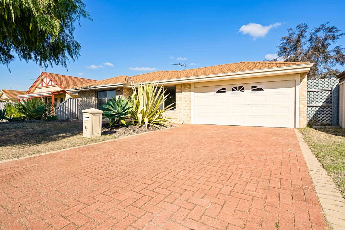 Main view of Homely house listing, 17 Menora Loop, Warnbro WA 6169