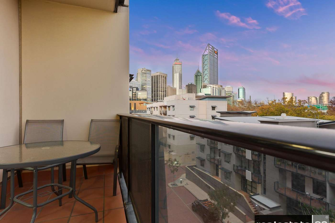 Main view of Homely apartment listing, 52/118 Mounts Bay Road, Perth WA 6000