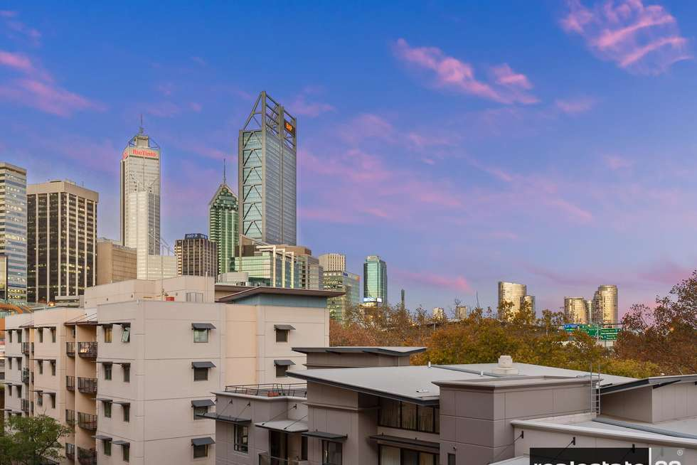 Second view of Homely apartment listing, 52/118 Mounts Bay Road, Perth WA 6000