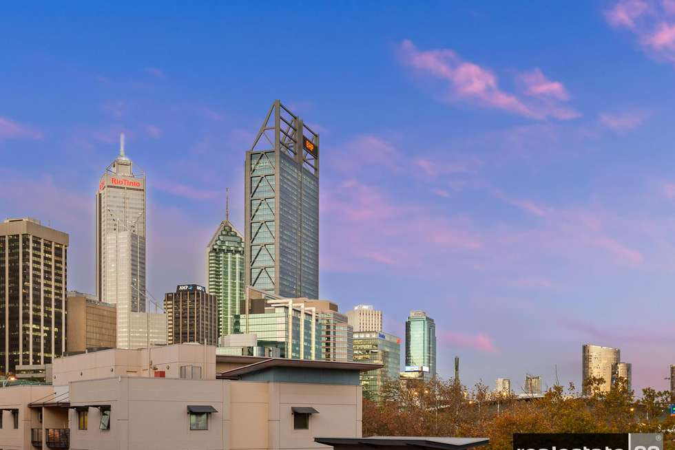 Third view of Homely apartment listing, 52/118 Mounts Bay Road, Perth WA 6000
