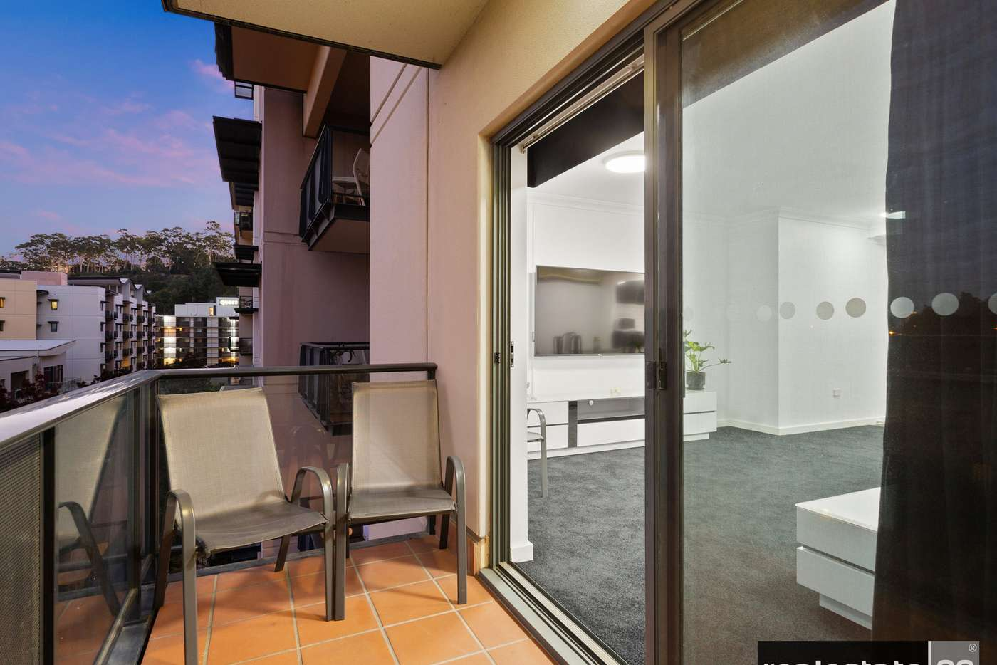 Fifth view of Homely apartment listing, 52/118 Mounts Bay Road, Perth WA 6000