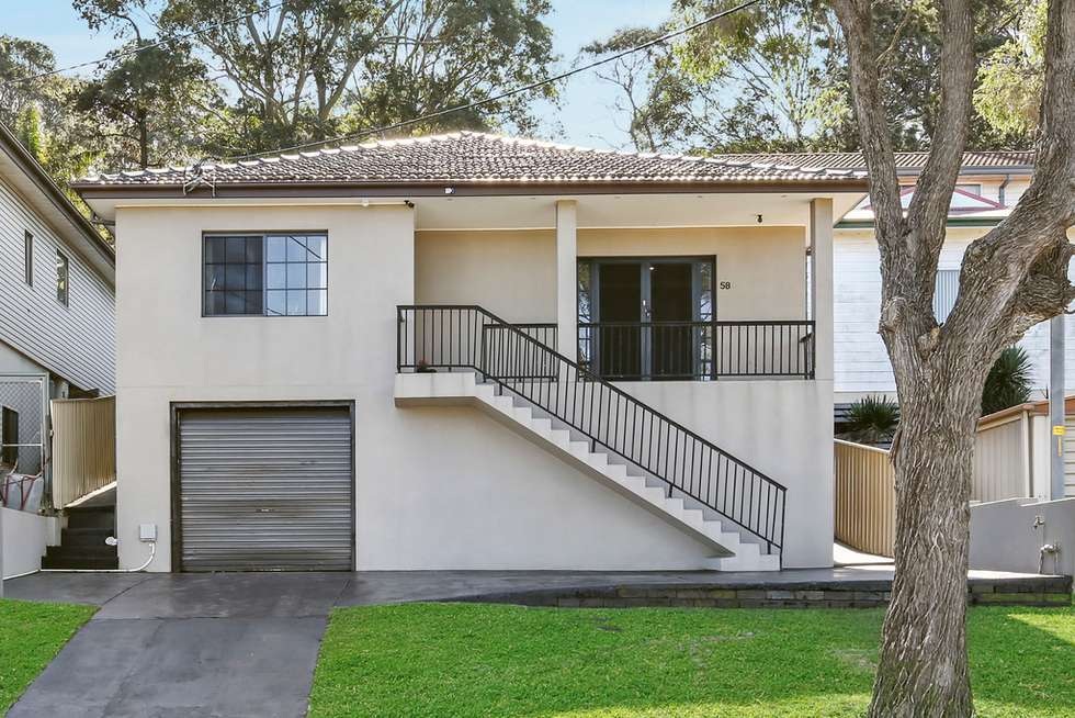 Second view of Homely house listing, 58 Ocean Street, Mount Saint Thomas NSW 2500