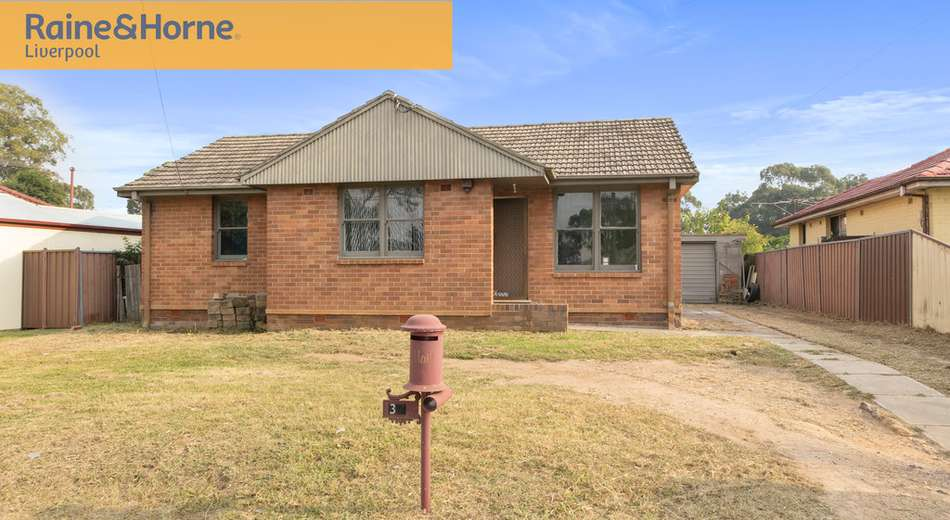 37 South Liverpool Road, Heckenberg NSW 2168