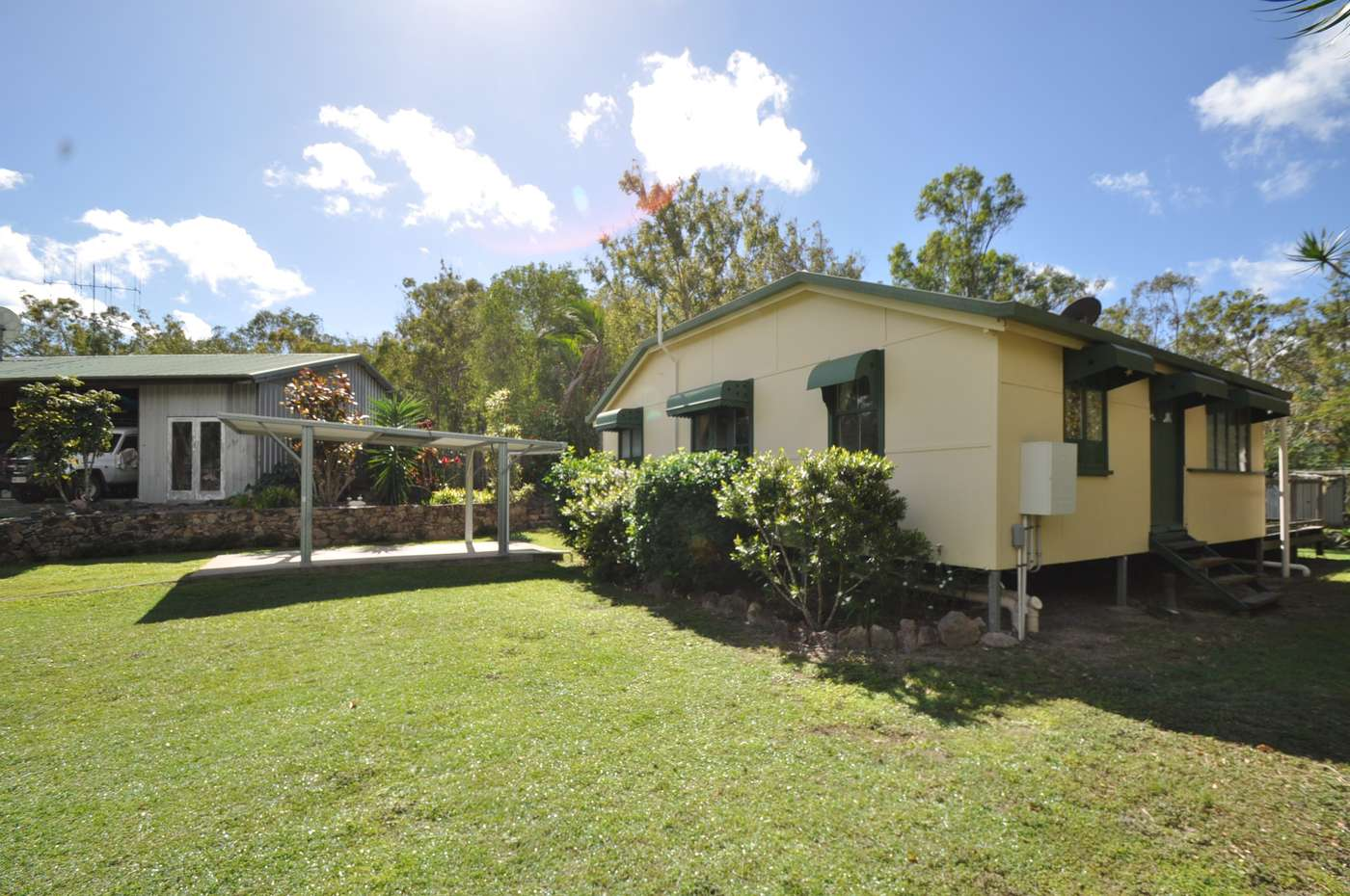 Main view of Homely  listing, Address available on request, Captain Creek, QLD 4677