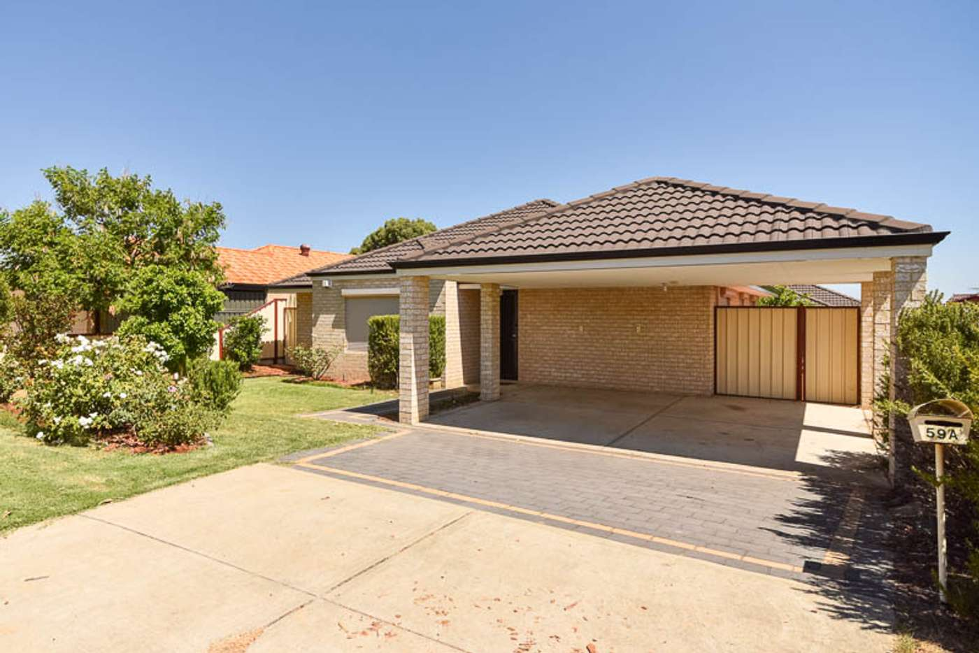 Main view of Homely house listing, 59A Cross Street, Queens Park WA 6107