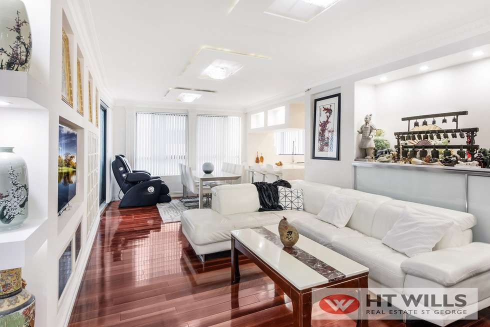 Second view of Homely apartment listing, 54/313 Forest Road, Hurstville NSW 2220