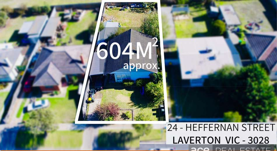 24 Heffernan Street, Laverton VIC 3028