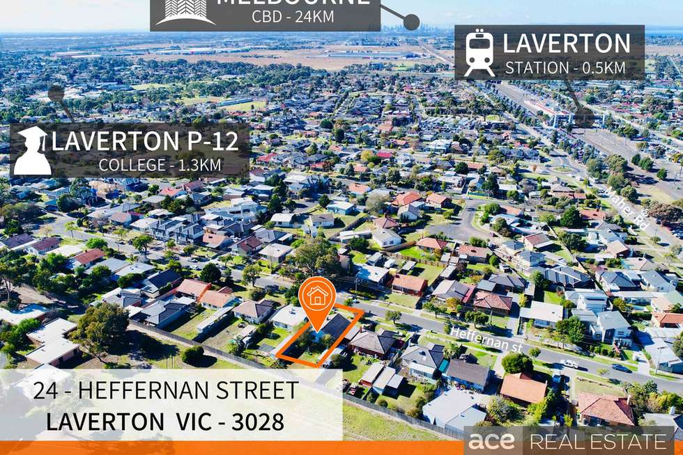 Third view of Homely house listing, 24 Heffernan Street, Laverton VIC 3028
