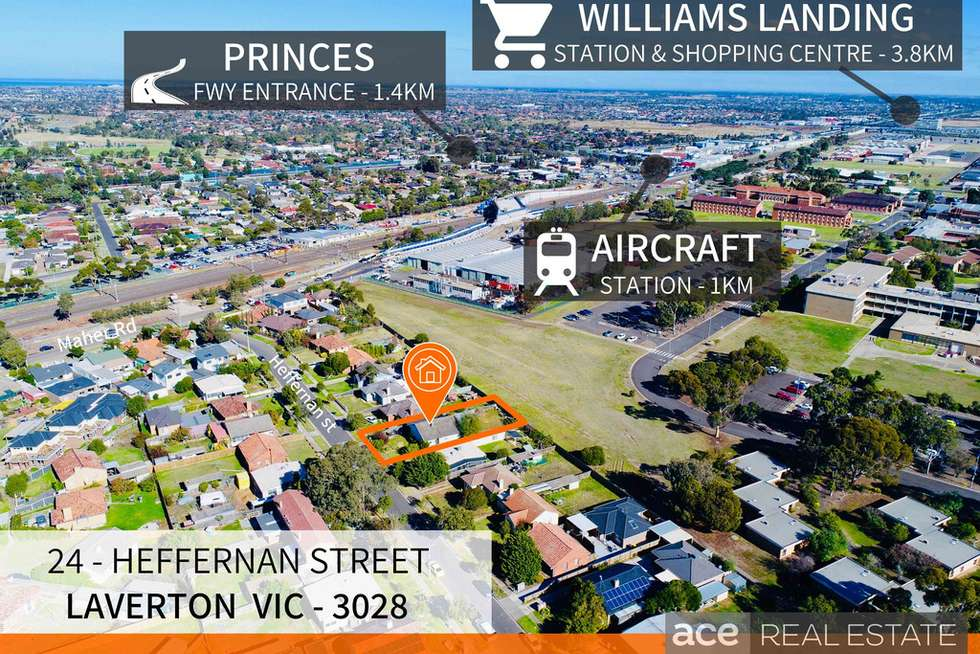 Fourth view of Homely house listing, 24 Heffernan Street, Laverton VIC 3028