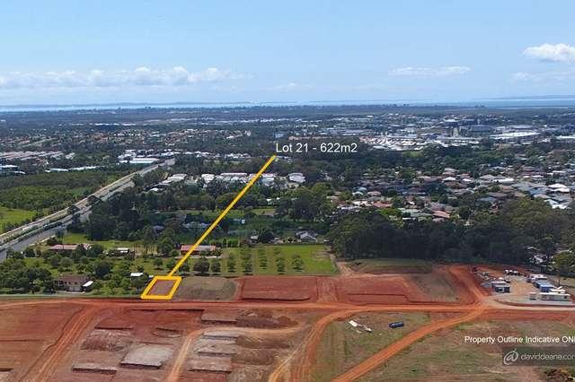 Lot 21 Cinnabar Road, Kallangur QLD 4503