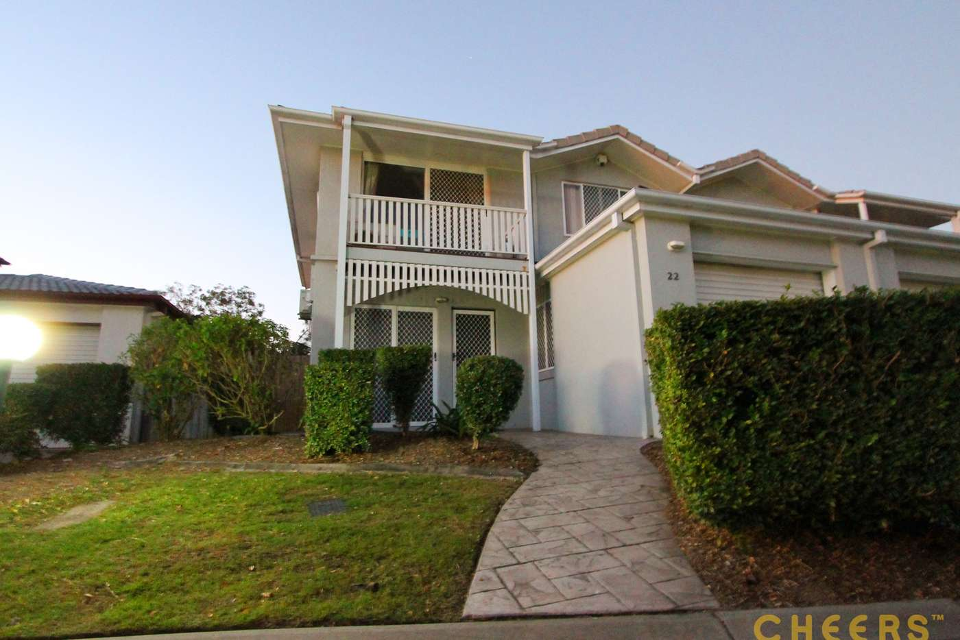 Main view of Homely townhouse listing, 22/89 Daw Road, Runcorn QLD 4113