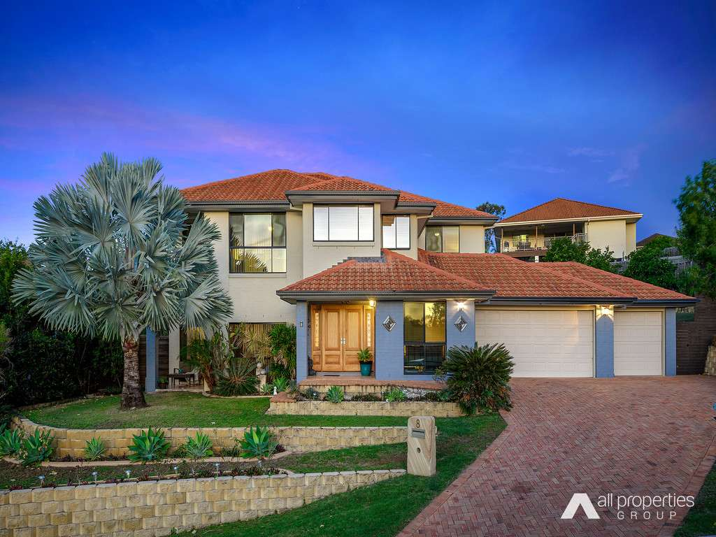 Main view of Homely house listing, 8 Justicia Court, Brookwater, QLD 4300