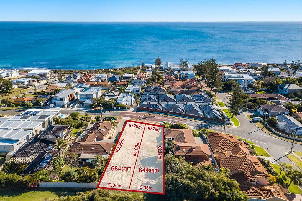 Main view of Homely  listing, 71 Flora Terrace, Watermans Bay, WA 6020