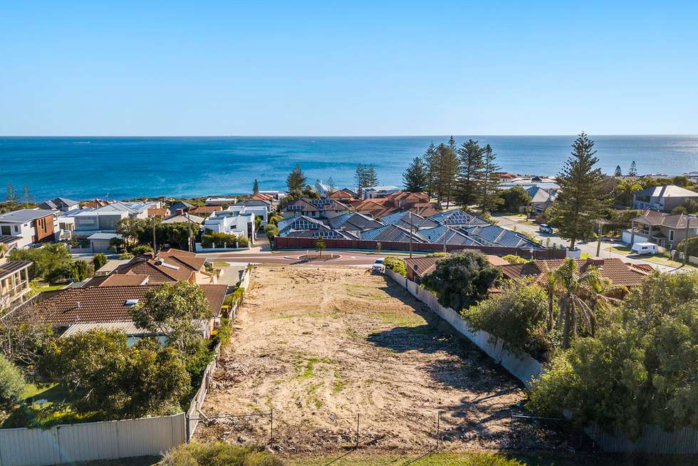 Second view of Homely residentialLand listing, 71a Flora Terrace, Watermans Bay WA 6020