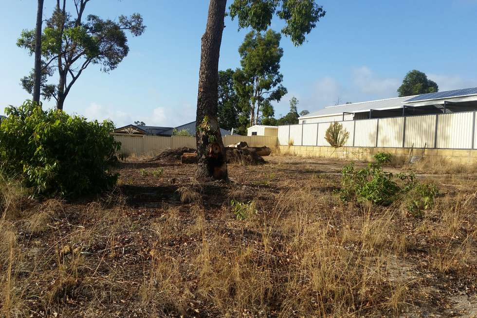 Second view of Homely residentialLand listing, 25 Wellington Boulevard, Collie WA 6225