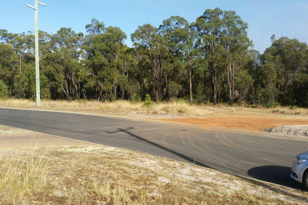 Third view of Homely residentialLand listing, 25 Wellington Boulevard, Collie WA 6225