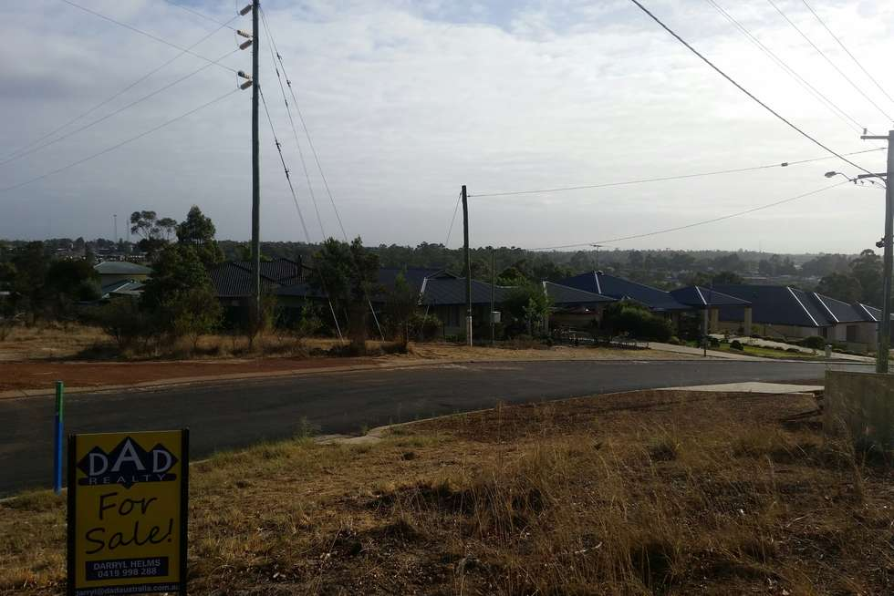 Fourth view of Homely residentialLand listing, 25 Wellington Boulevard, Collie WA 6225