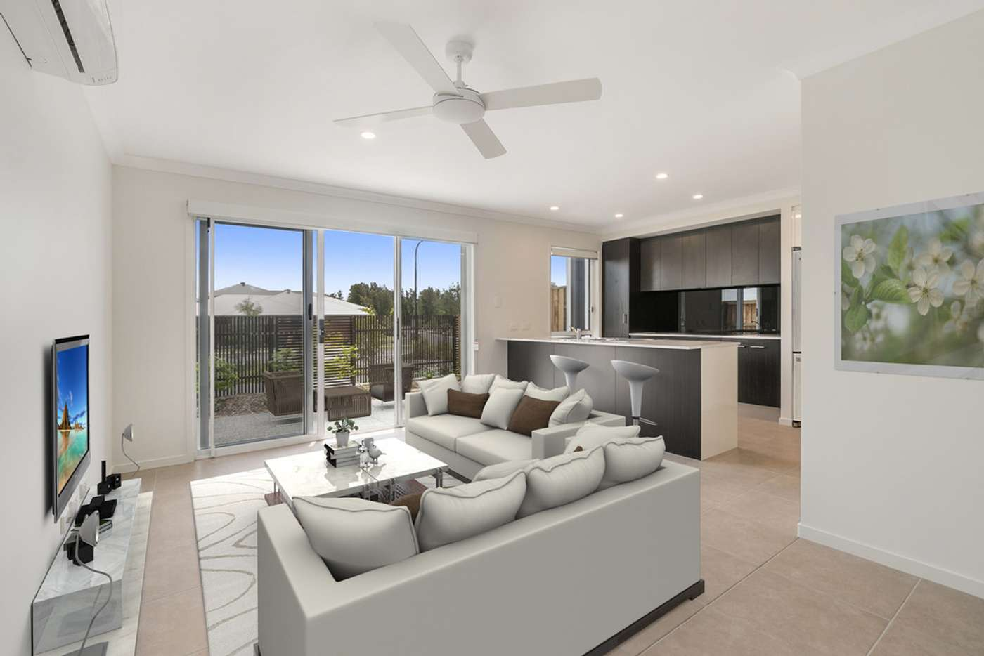 Fifth view of Homely townhouse listing, 91 370 GAINSBOROUGH DRIVE, Pimpama QLD 4209