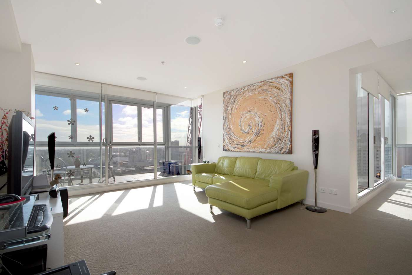 Main view of Homely apartment listing, 1701, 10 Balfours Way, Adelaide SA 5000
