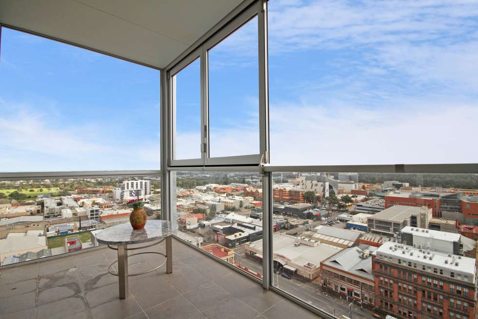 Third view of Homely apartment listing, 1701, 10 Balfours Way, Adelaide SA 5000