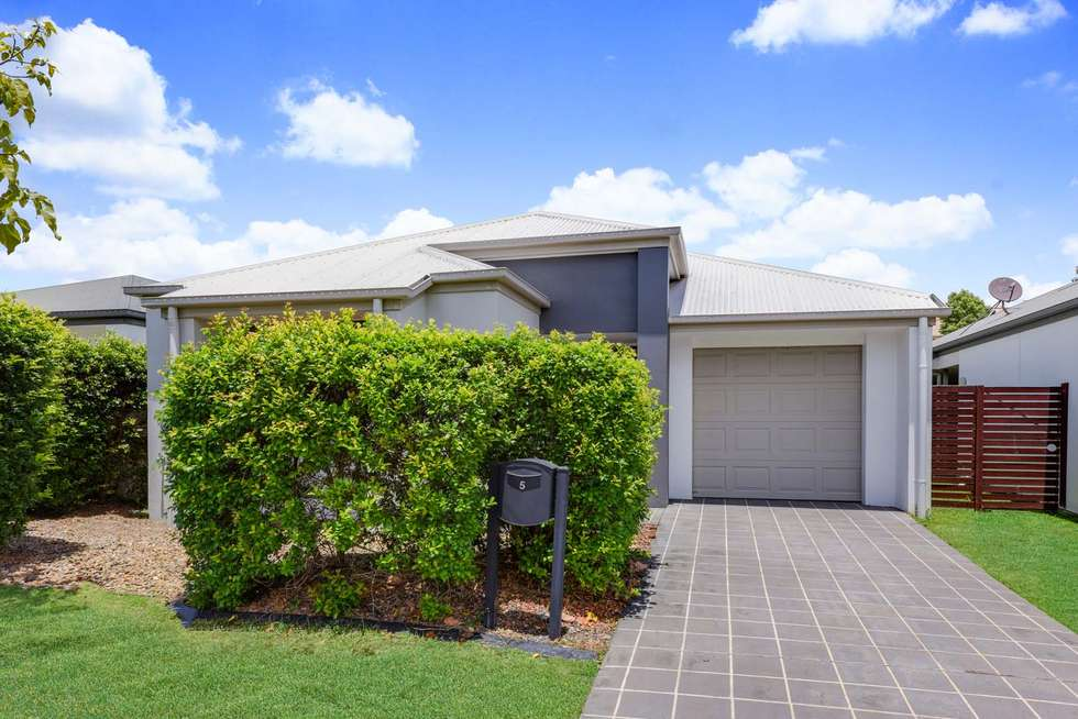 Second view of Homely house listing, 5/80 McIntyre Street, Hendra QLD 4011
