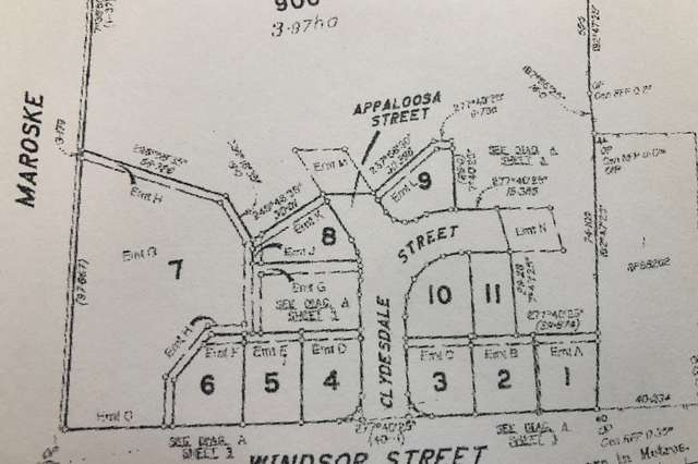 lot 10 Clydesdale, Woodford QLD 4514