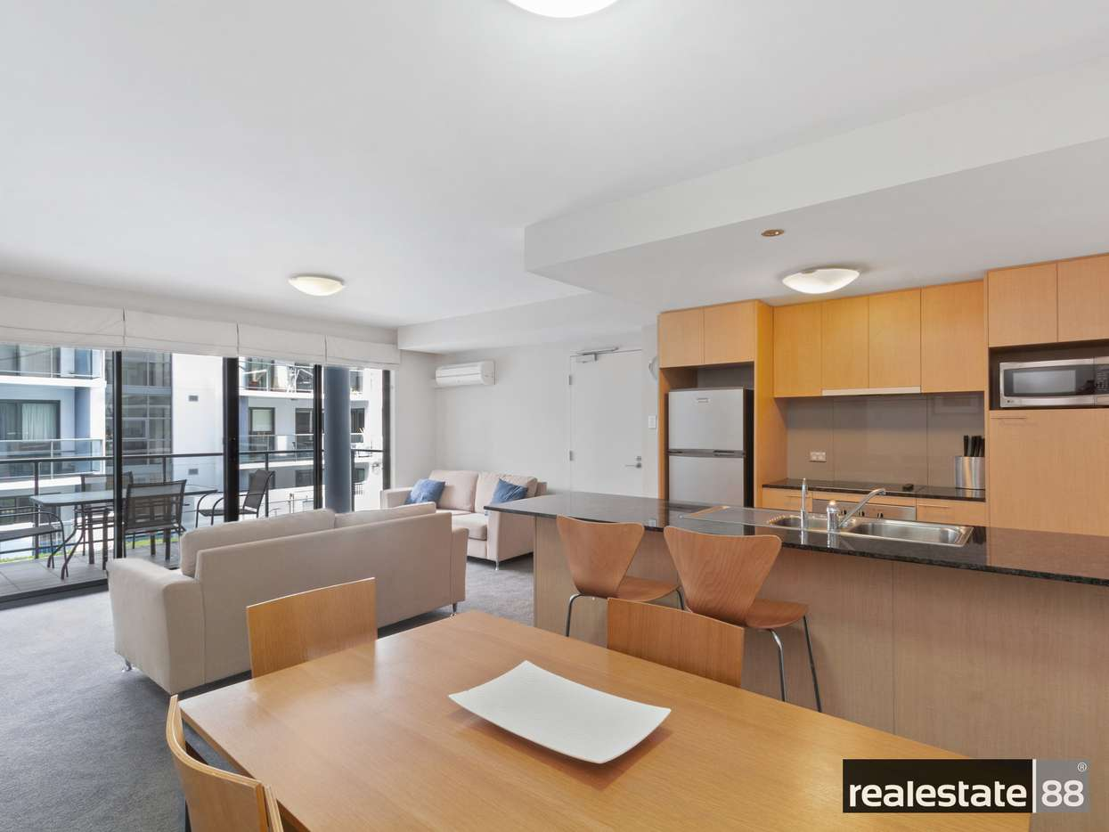Main view of Homely apartment listing, 21/188 Adelaide Terrace, East Perth, WA 6004