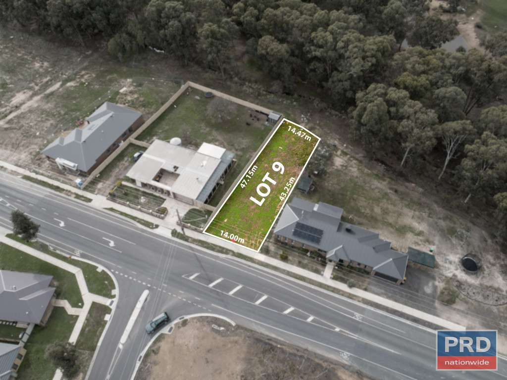 Main view of Homely  listing, Lot 9, 91-109 Averys Road, Jackass Flat, VIC 3556