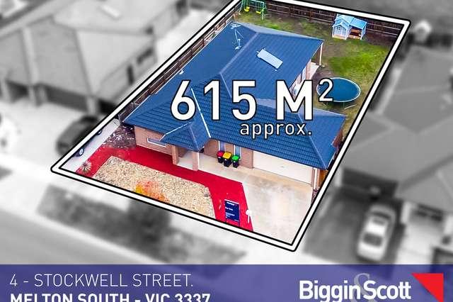 4 Stockwell Street, Melton South VIC 3338