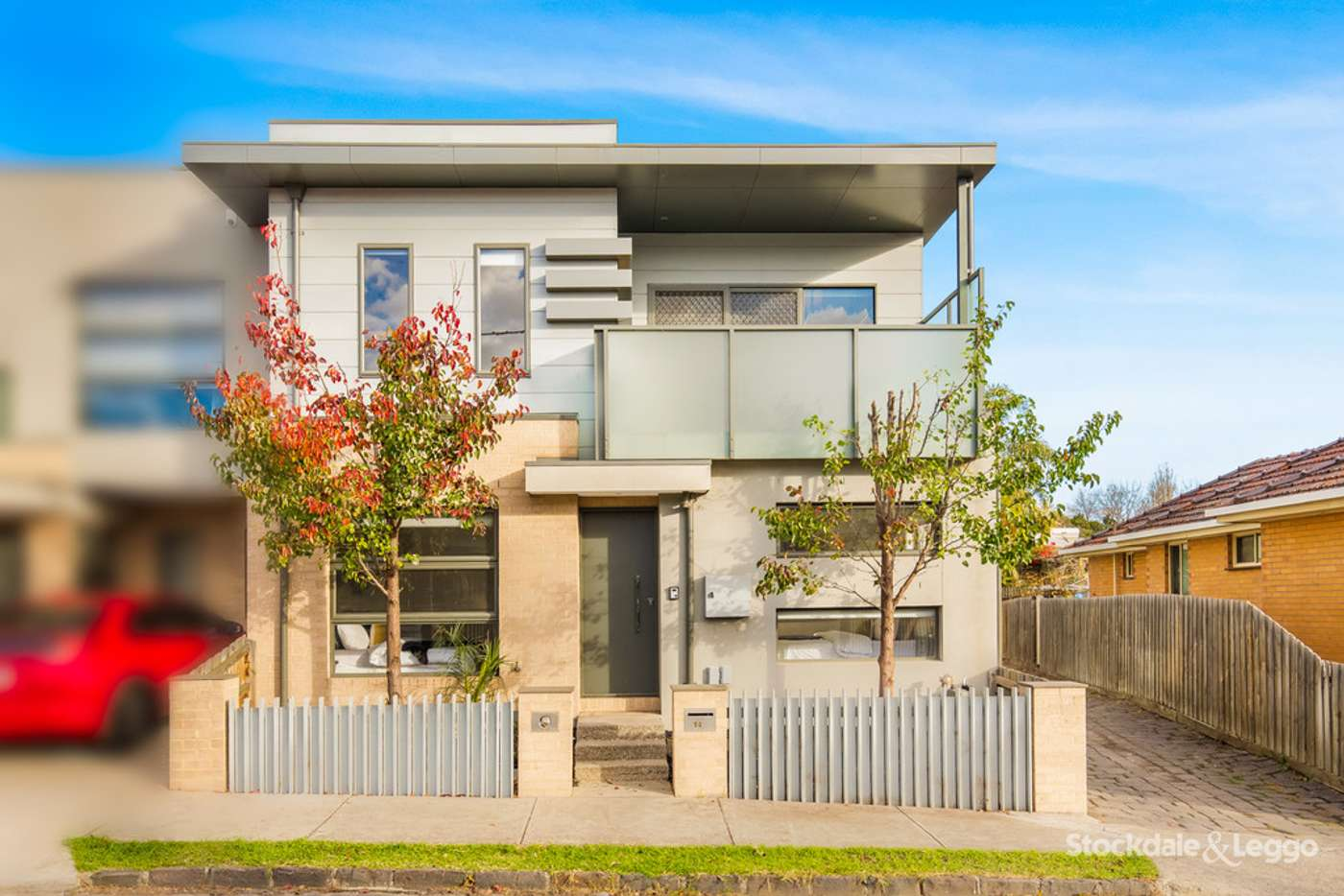 Main view of Homely house listing, 14 Clarke Street, Northcote VIC 3070