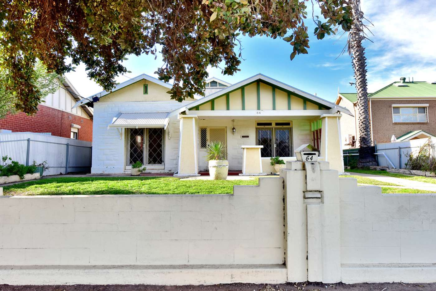 Main view of Homely house listing, 64 Port Road, Alberton SA 5014