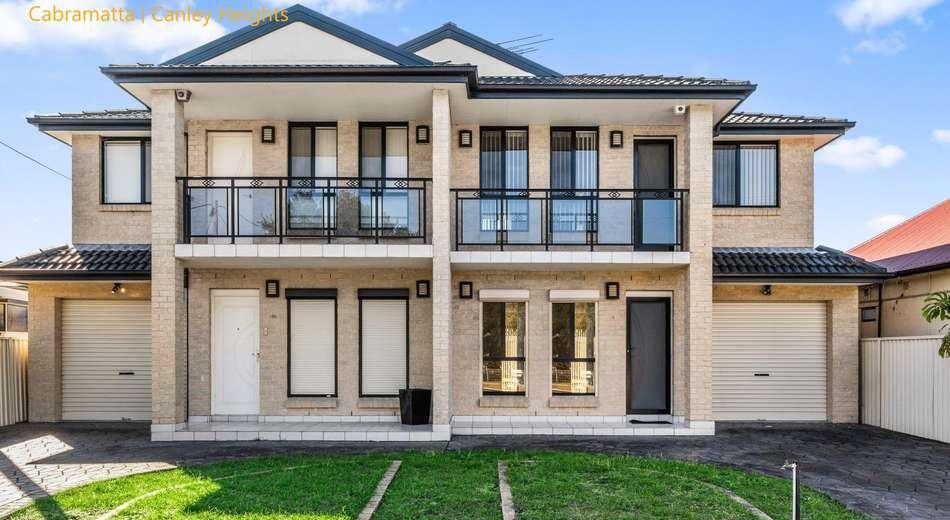 40 AVENEL STREET, Canley Vale NSW 2166