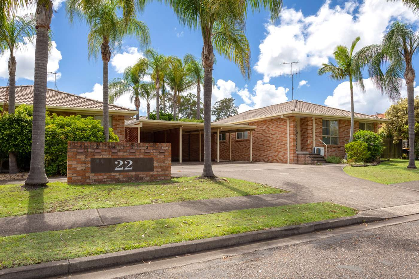 Main view of Homely unit listing, 2/22 Coolabah Drive, Taree NSW 2430