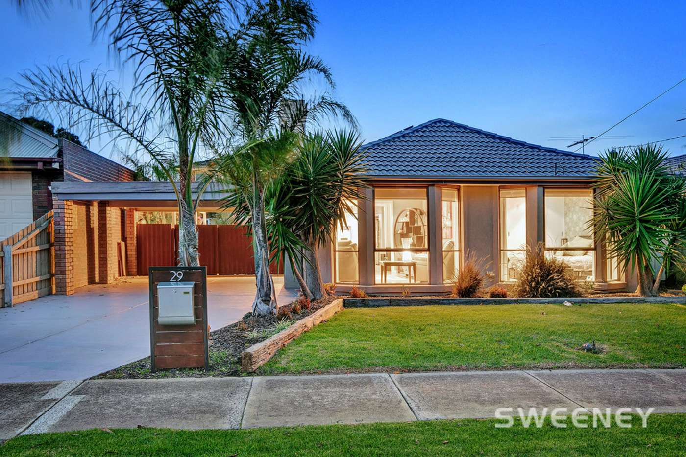 Main view of Homely house listing, 29 Sommers Drive, Altona Meadows VIC 3028