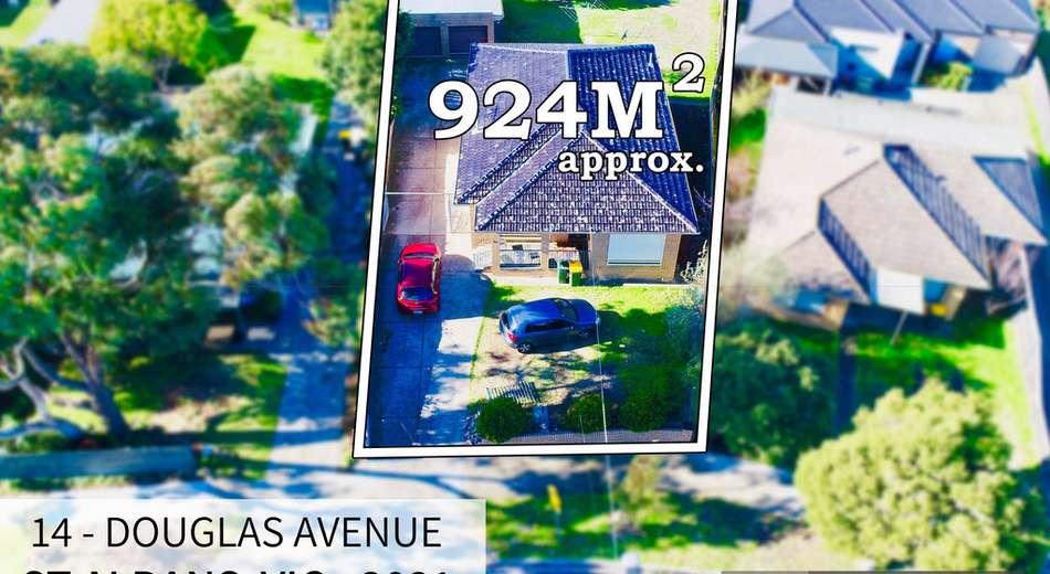 14 Douglas Avenue, St Albans VIC 3021