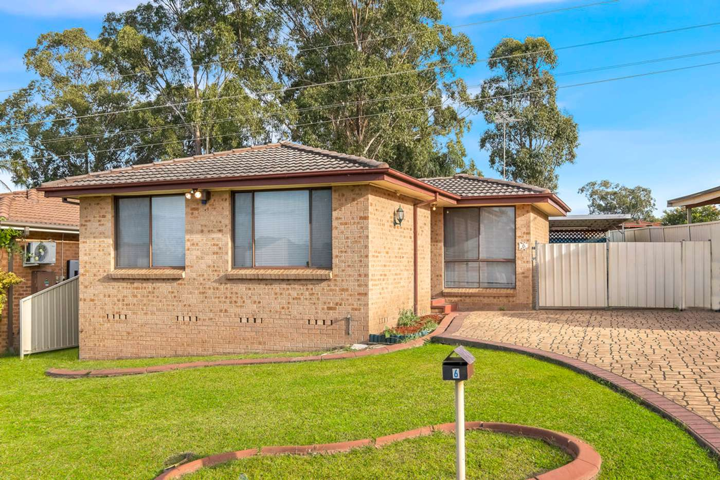 Main view of Homely house listing, 6 Pensax Road, Cranebrook NSW 2749