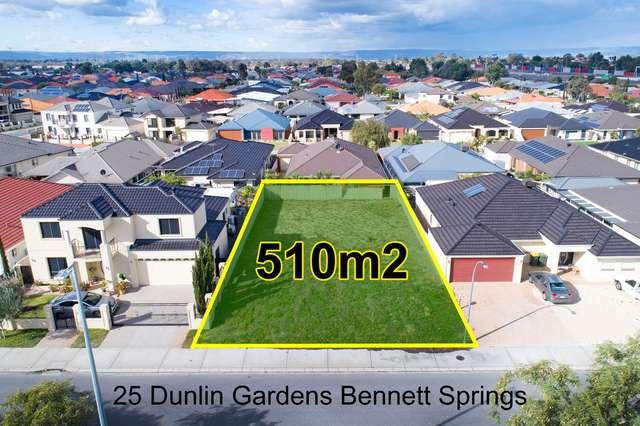 25 Dunlin Gardens, Bennett Springs WA 6063