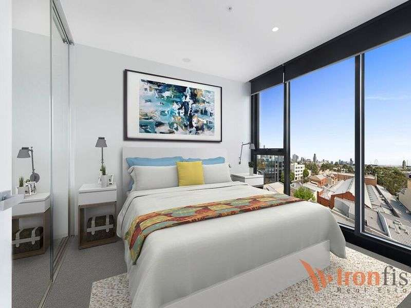 Main view of Homely apartment listing, 729/23 Blackwood Street, North Melbourne, VIC 3051