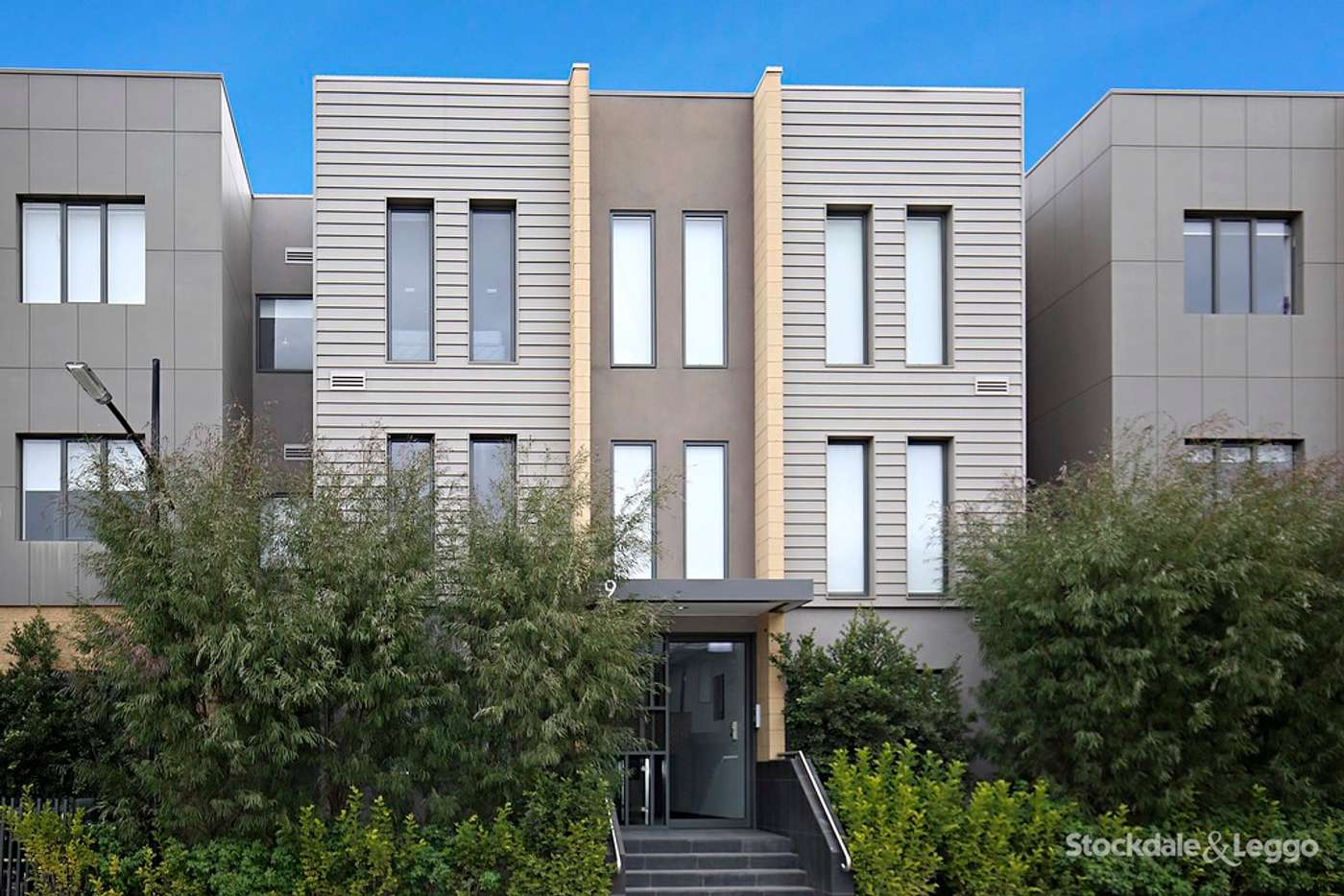 Main view of Homely house listing, 201/9 Collared Close, Bundoora VIC 3083