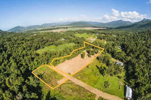 Lot 8 Santacatterina Road, Finlayvale QLD 4873
