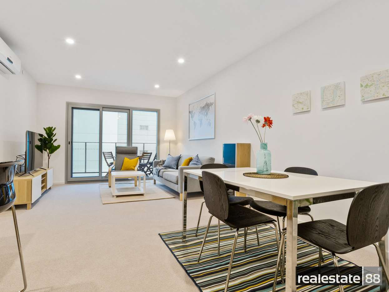 Main view of Homely apartment listing, 602/63 Adelaide Terrace, East Perth, WA 6004