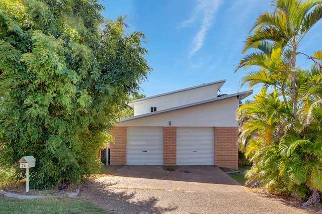 24 Yukana Street, Boyne Island QLD 4680