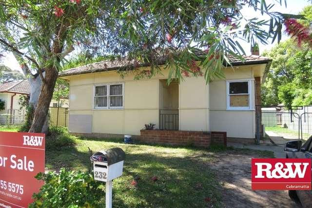 232 Sackville Street, Canley Vale NSW 2166