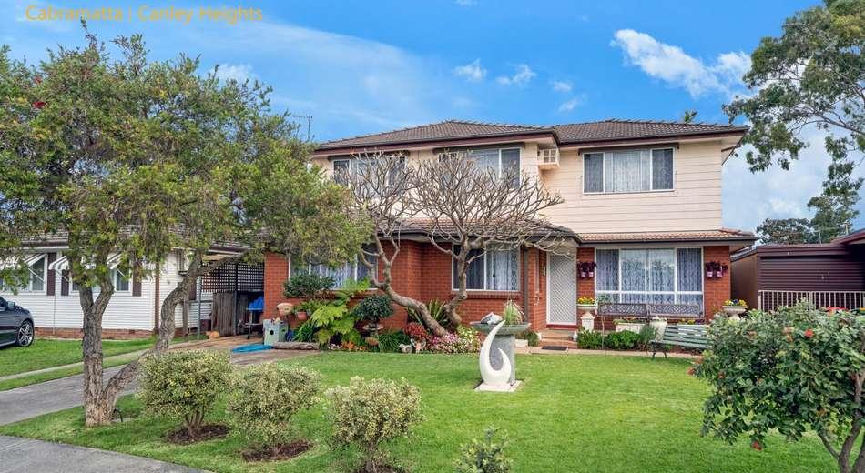 3 KAROON AVENUE, Canley Heights NSW 2166