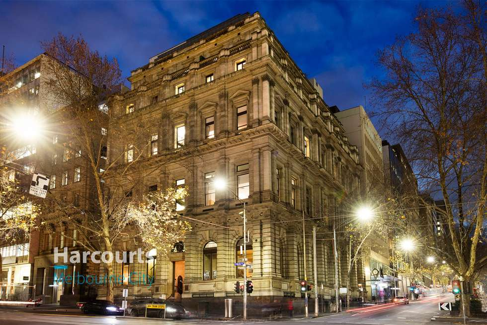 Third view of Homely apartment listing, 807/394 Collins Street, Melbourne VIC 3000