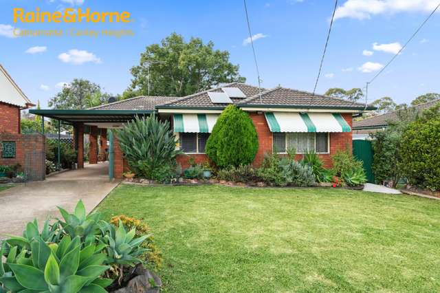 4 PANORAMA AVENUE, Cabramatta NSW 2166